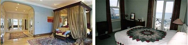Bognor Royal Hotel Bedrooms