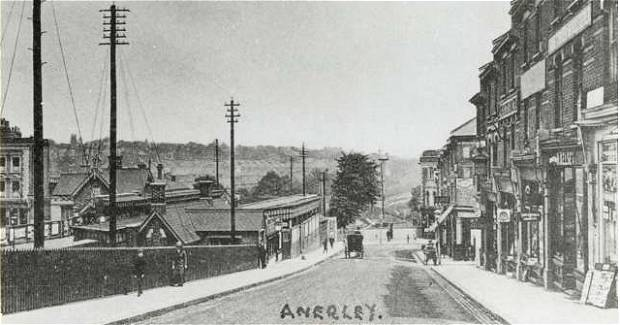 Anerley Station