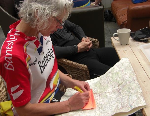 Ewa maps ahead