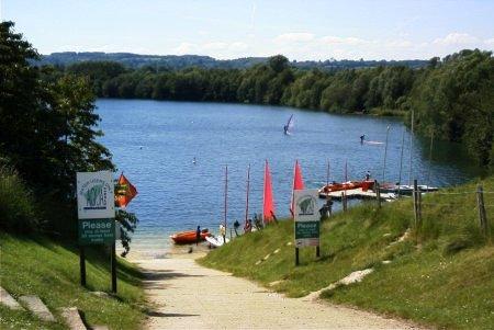 merstham lake