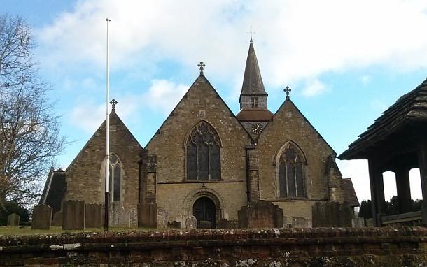 St Nicholas CoE Godstone Surrey
