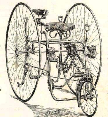 Centaur Trike