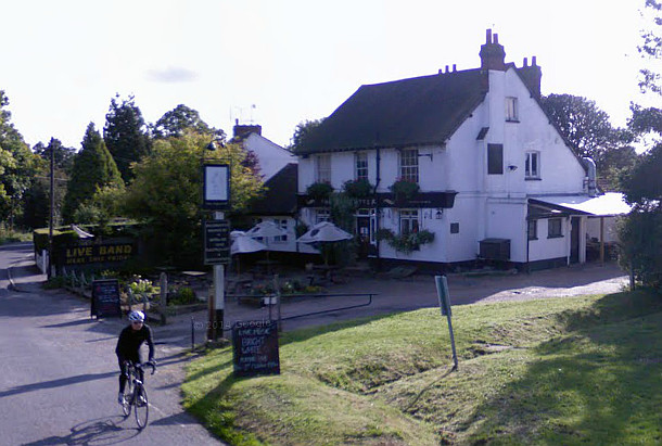 The Haycutter Old Oxted