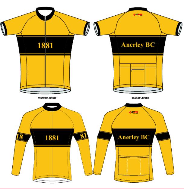 Anerley BC Kit