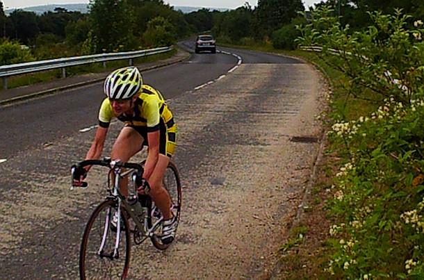 Ewa takes on the M25
