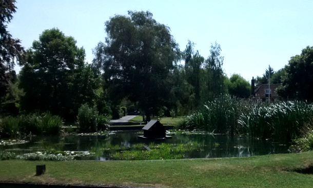The Pond, Otford, Kent