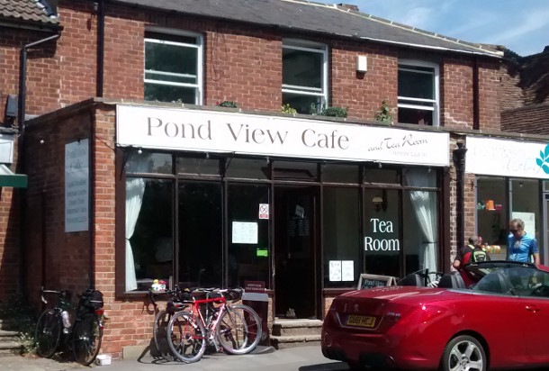 Pond View Cafe, Otford, Kent