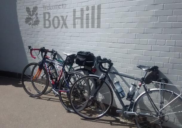 Anerley BC @ Box Hill