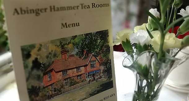 Abinger Hammer Tea Rooms