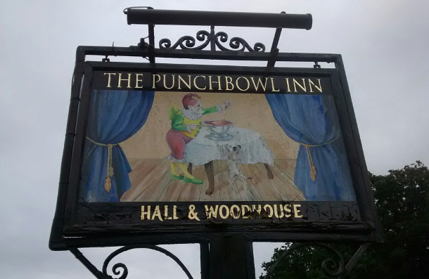 Punchbowl Inn, Oakwoodhill
