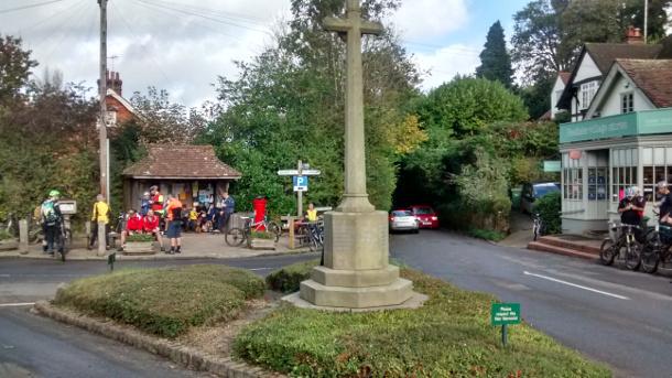 Peaslake, Surrey Hills