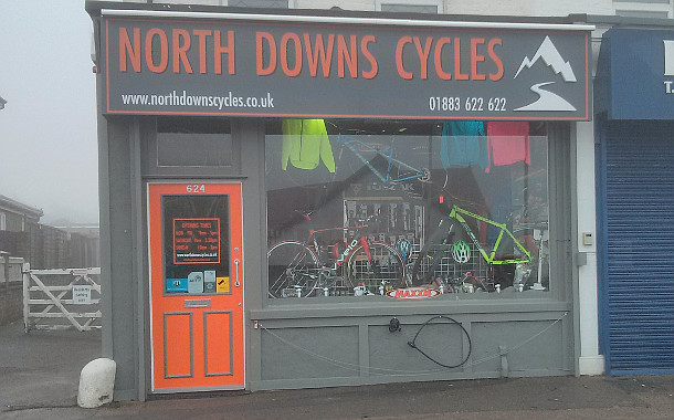 North Downs Cycles, Warlingham
