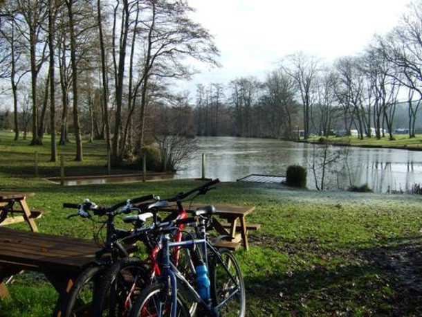 Bikes @ Henfold Lakes