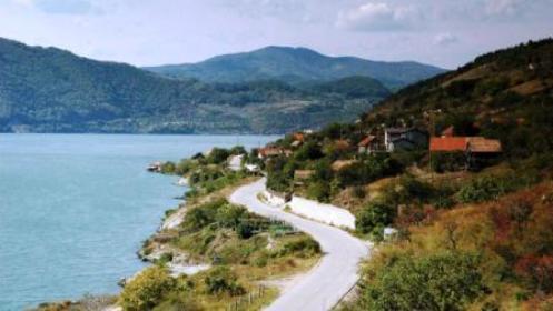Danube-river-scenery