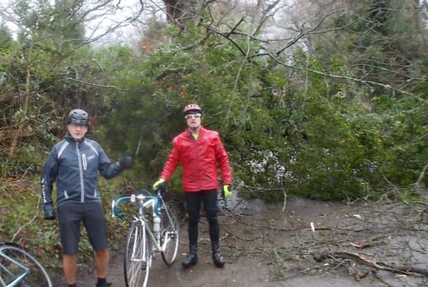 Thursday Run: 7th January 2016 – Anerley Bicycle Club