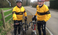 An Anerley ride on a Saturday? - surely not !