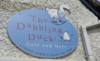 Eleven set out to dine at The Dabbling Duck, Shere [...]