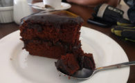 Cake in a new East Grinstead cafe and ale at Turners Hill [...]