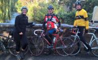 Four do Otford to meet hop-along Mark [...]