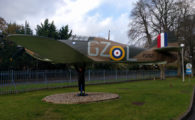 Hurricane TomTom hold us up at Biggin Hill [...]