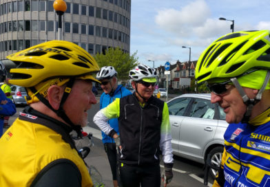 Tuesday Ride: 11th April 2017