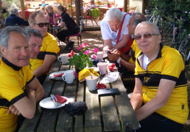 Tuesday Ride: 13th June 2017