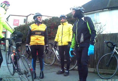 Sunday Ride: 7th January 2018