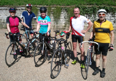 Thursday Ride: 19th April 2018