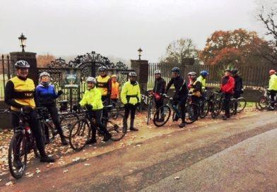 Tuesday Ride: 27th November 2018