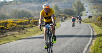 Mark H: My Cycling Life