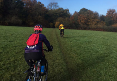 Saturday Ride: 10th November 2018