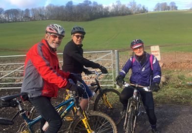 Saturday Ride: 2nd March 2019