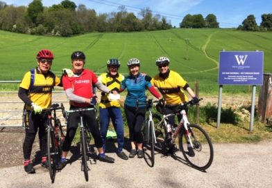 Tuesday Ride: 14th May