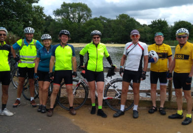 Tuesday Ride: 6th August 2019