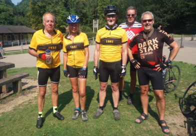 Tuesday Rides: 27th August 2019