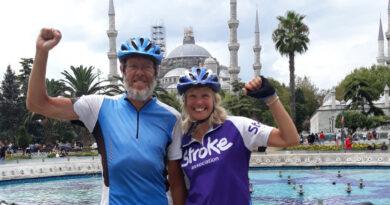 Carshalton to Instanbul by Bike