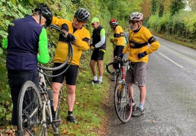 Saturday Ride: 5th October 2019